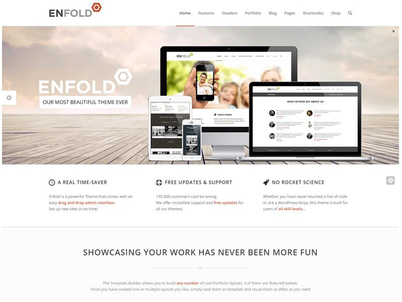 enfold wp theme