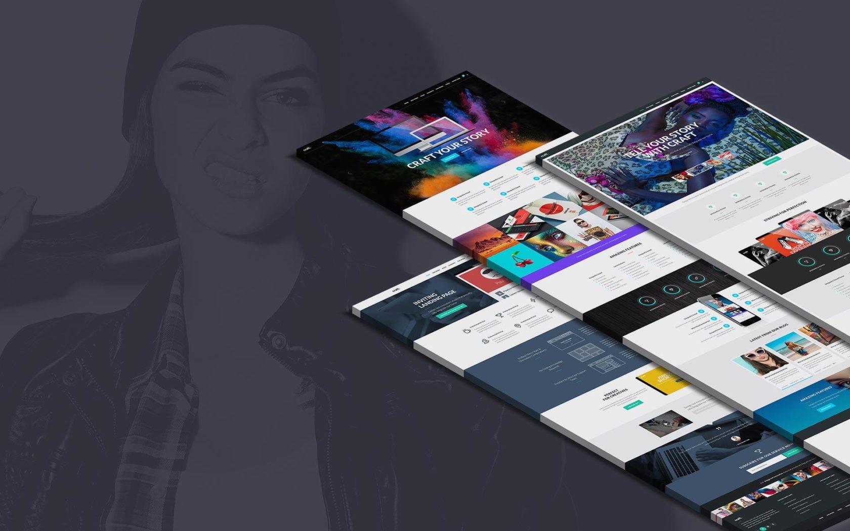 Best Portfolio WordPress Themes of 2016