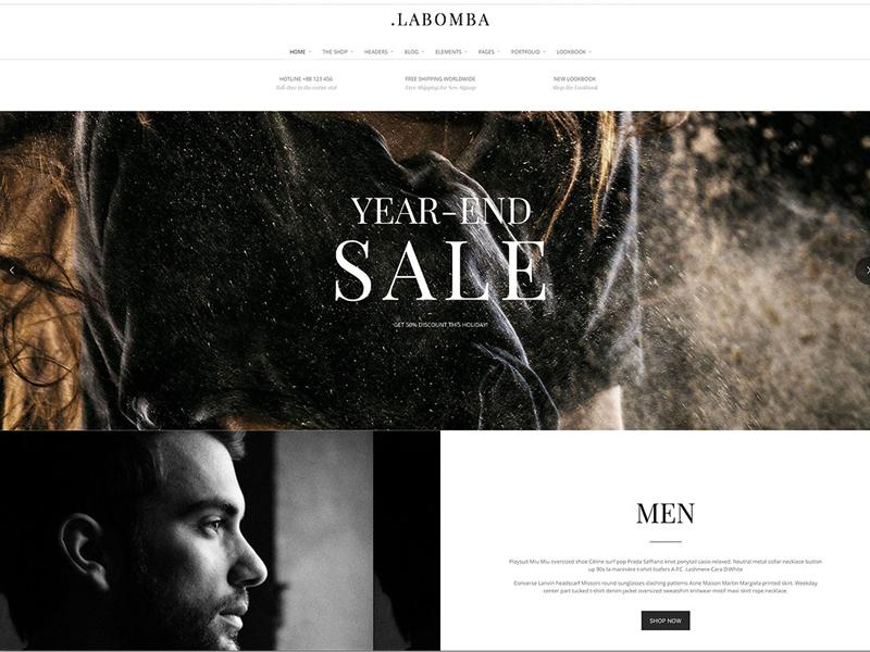 Labomba theme