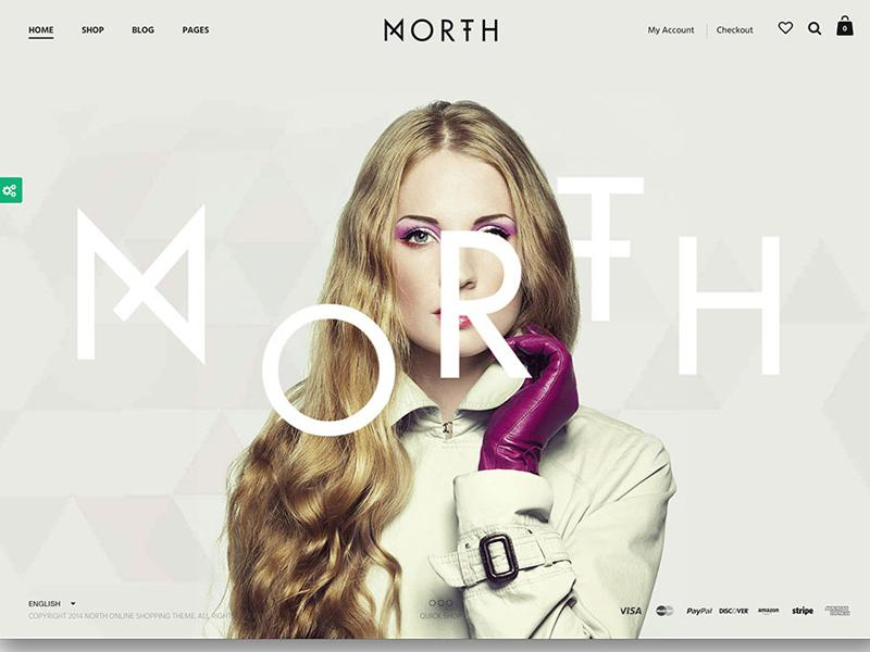 north theme