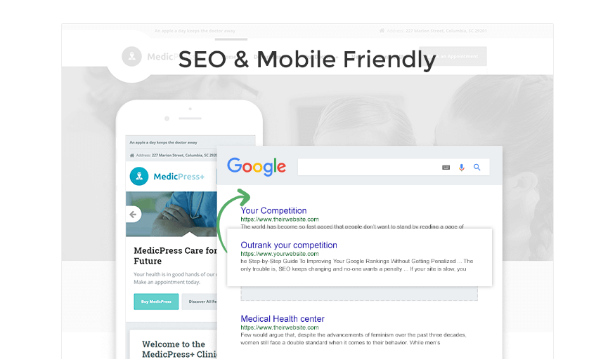 medicpress seo friendly