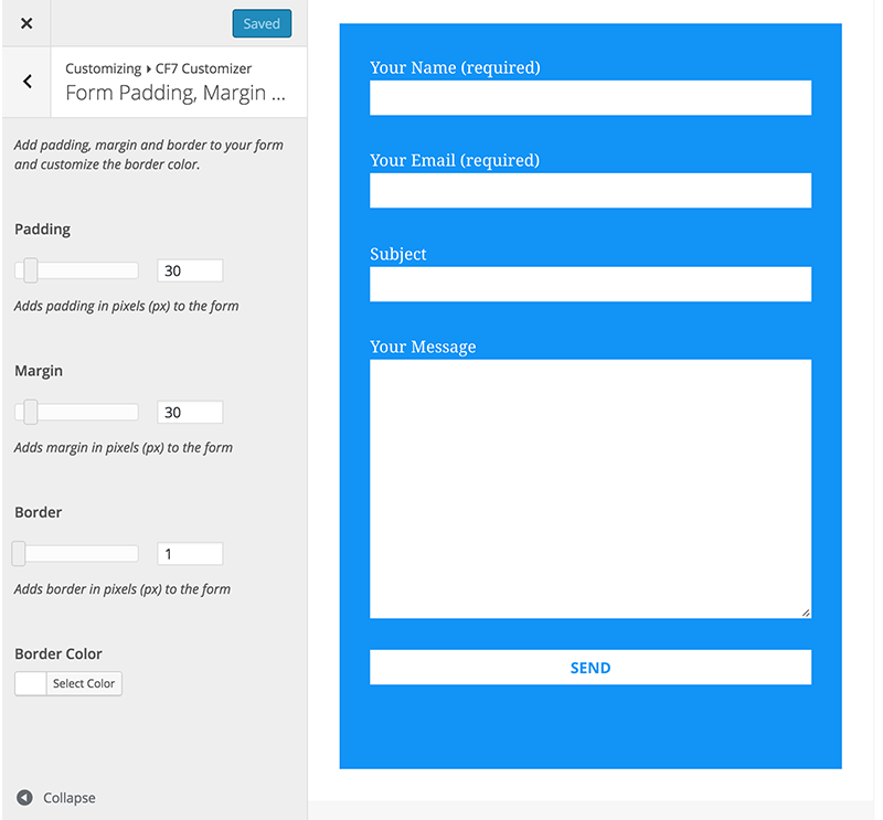 Rebrand Your Contact Form 7 Forms With WordPress Form Customizer in Under 5 Minutes 4 Extensive Reviews