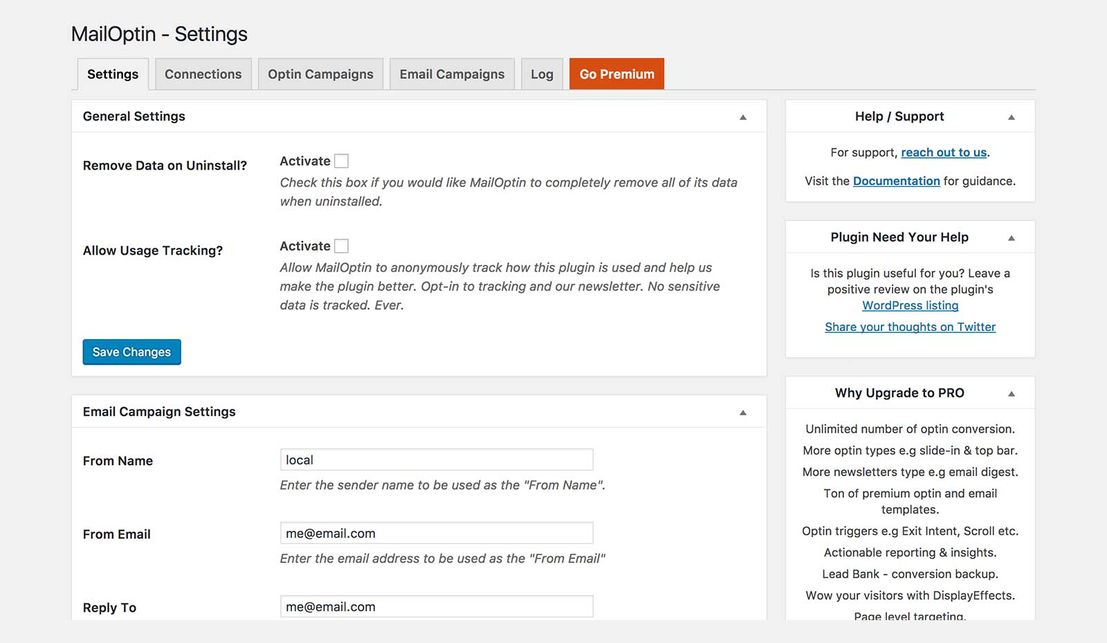 A New Opt-in Plugin in Town — MailOptin Plugin 3  Extensive Reviews