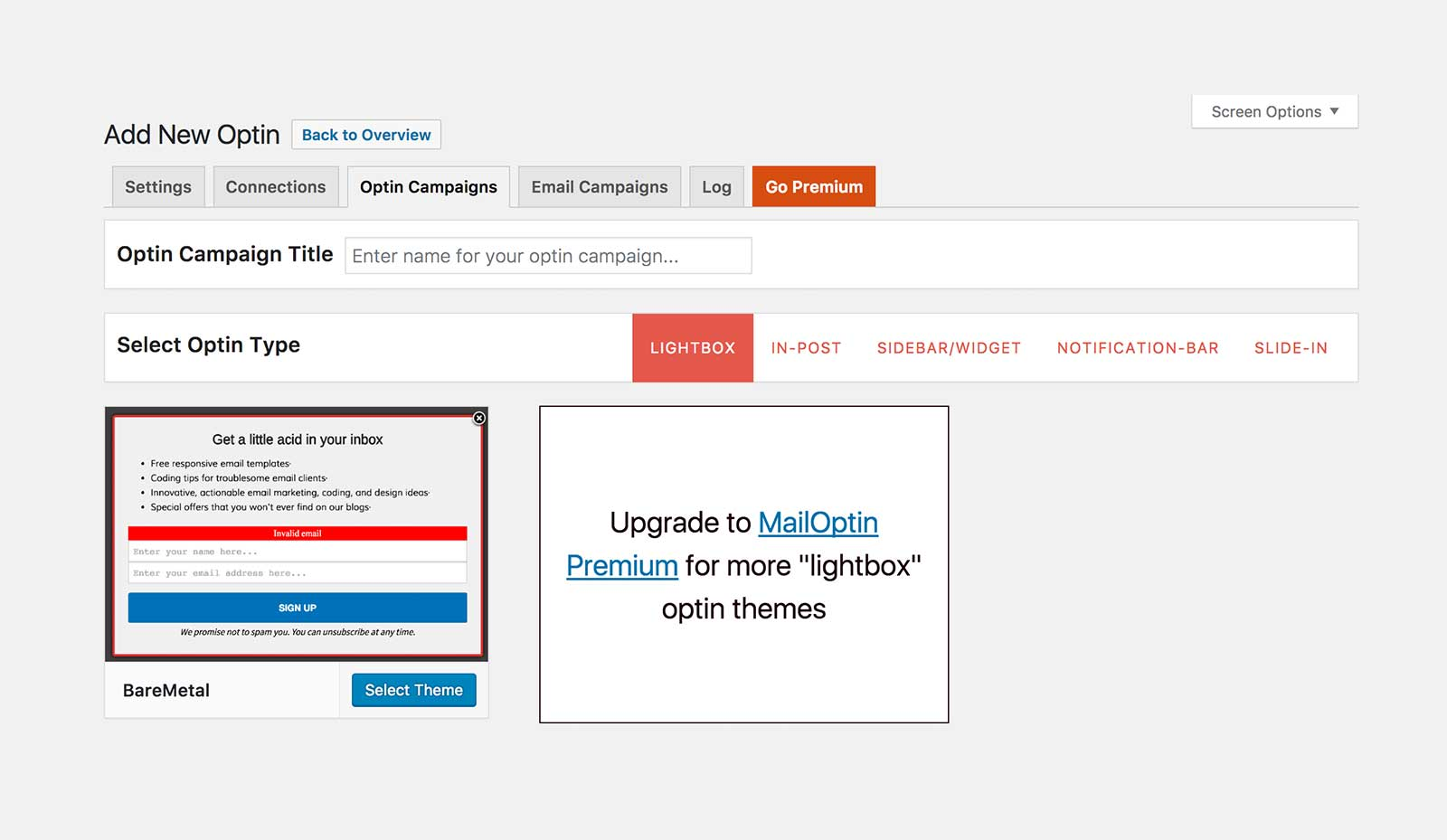 A New Opt-in Plugin in Town — MailOptin Plugin 6 Extensive Reviews