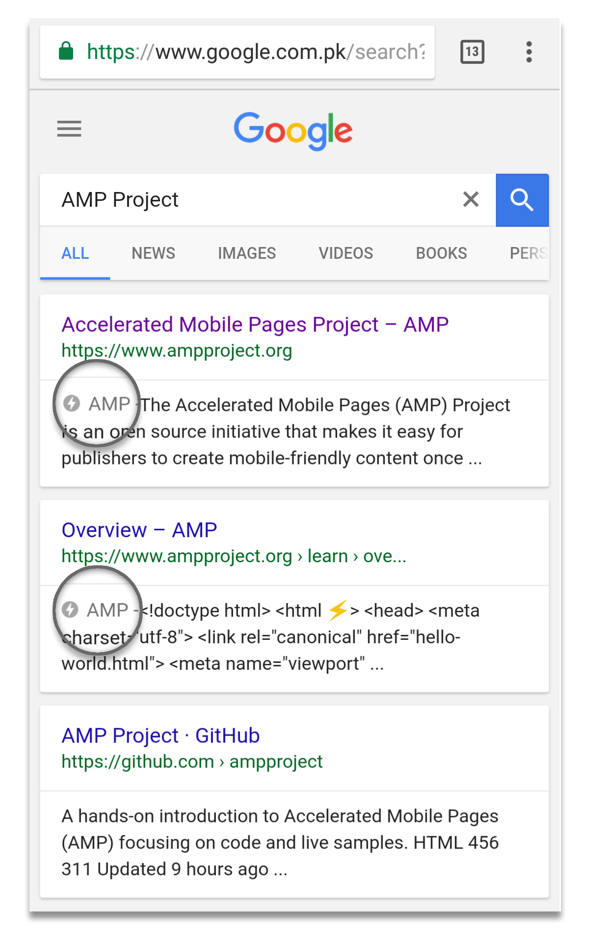 How to Invoke AMP (Accelerated Mobile Pages) in WordPress? 2 General