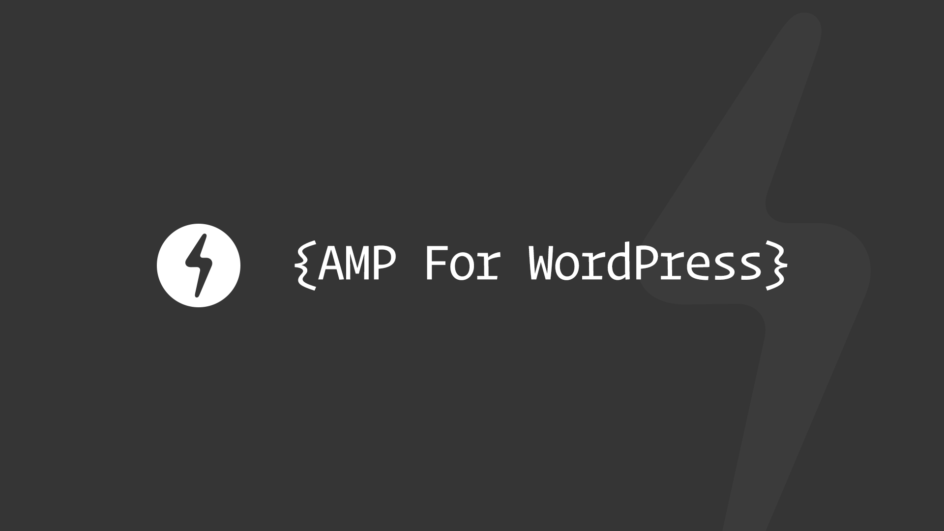 How to Invoke AMP (Accelerated Mobile Pages) in WordPress? 1  General