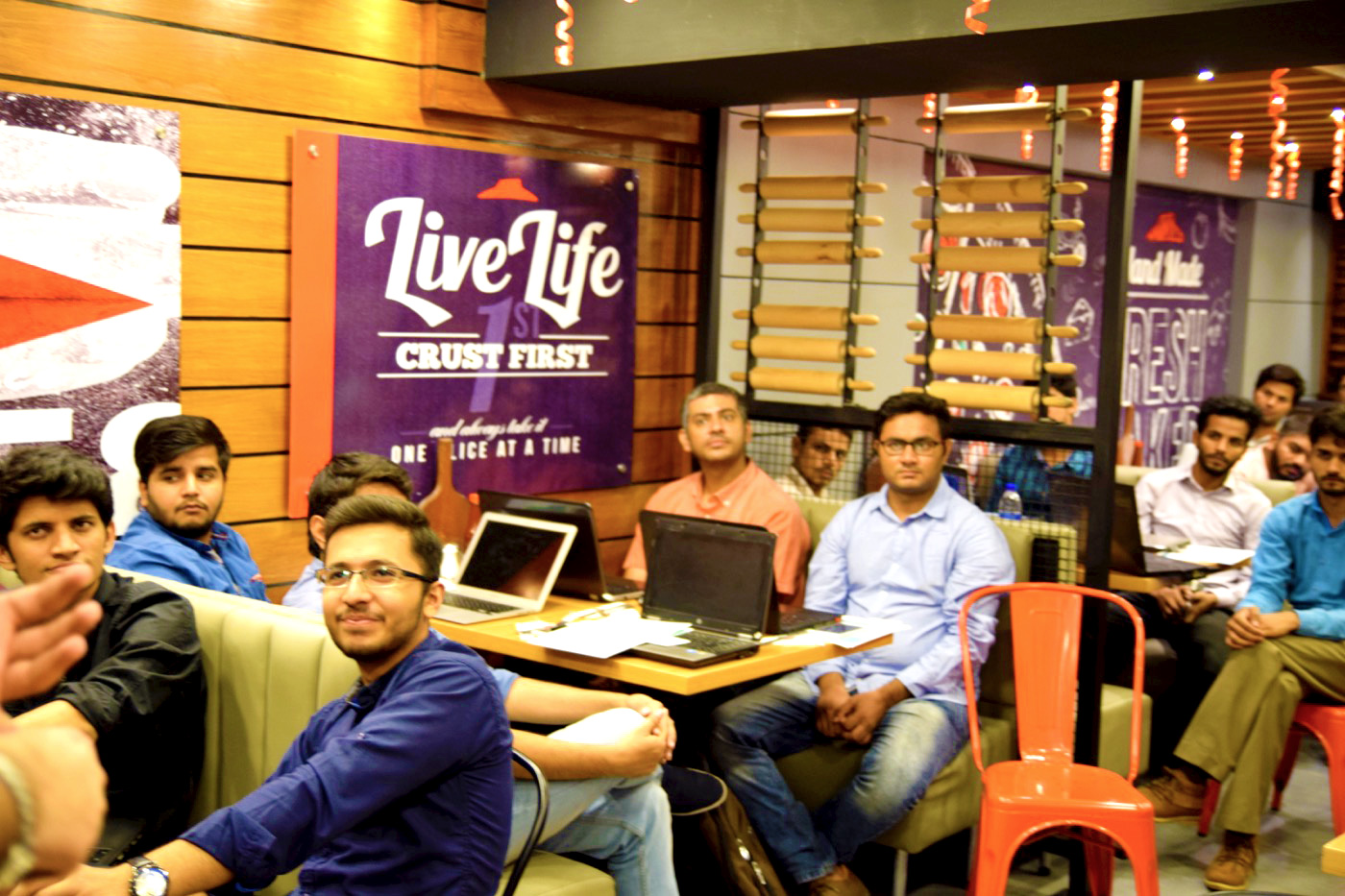 Hacktoberfest 2017 Event Lahore Audience