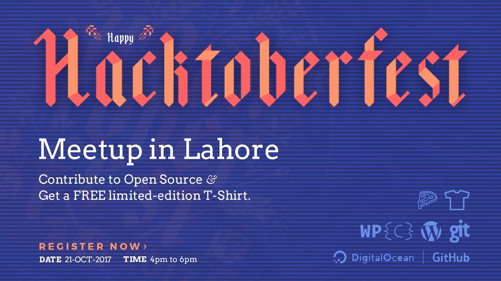 The WPCouple's #Hacktoberfest Open Source with WordPress Meetup 1 Community