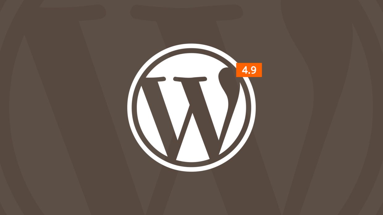 WordPress 4.9 Tipton Is Pretty Awesome — WPCouple Team's Core Contributions!