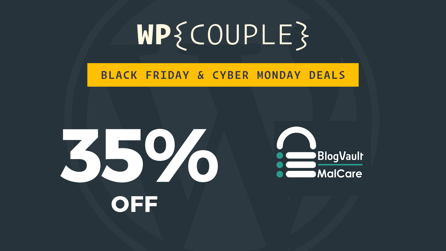 35% OFF BlogVault