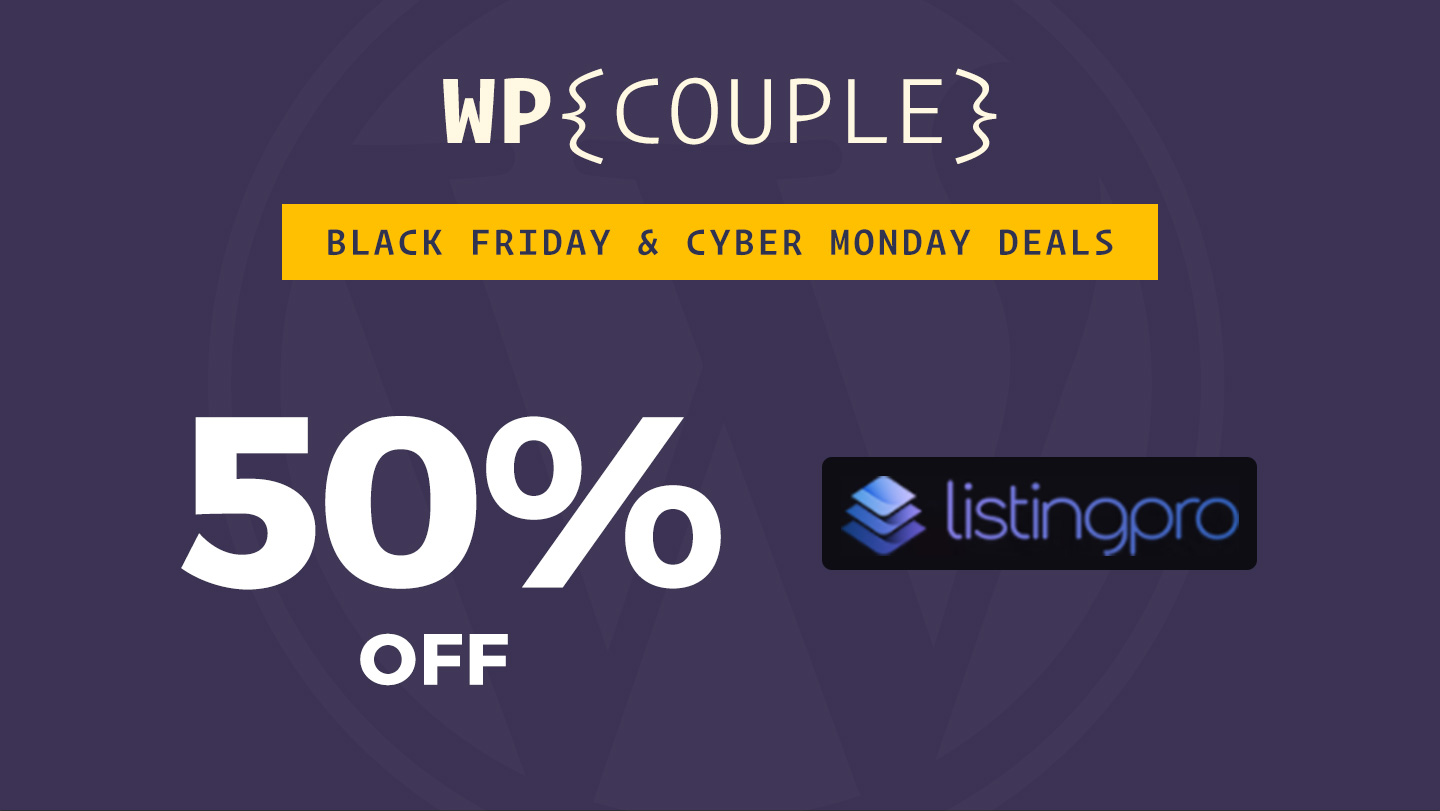 Best WordPress Black Friday Deals for 2017 (+ Cyber Monday) by TheDevCouple 1 wordpress black friday deals 2017 Community