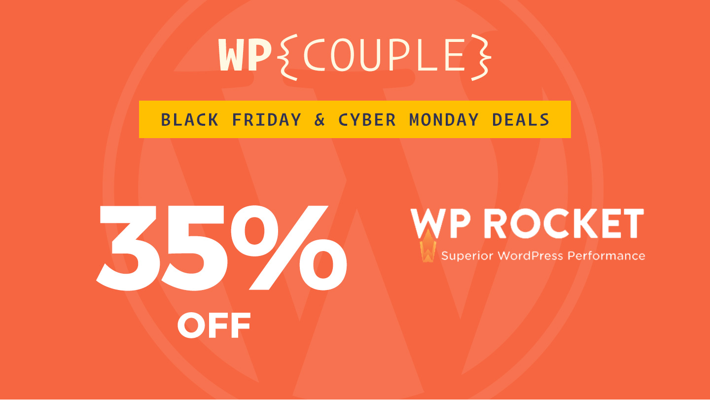Best WordPress Black Friday Deals for 2017 (+ Cyber Monday) by TheDevCouple 2 wordpress black friday deals 2017 Community