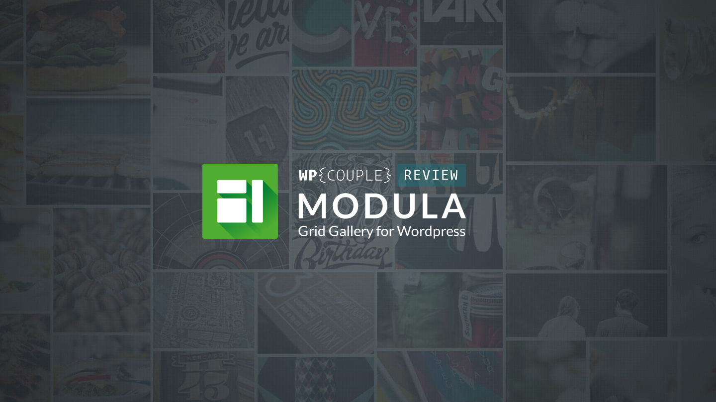 modula - wordpress image gallery plugin