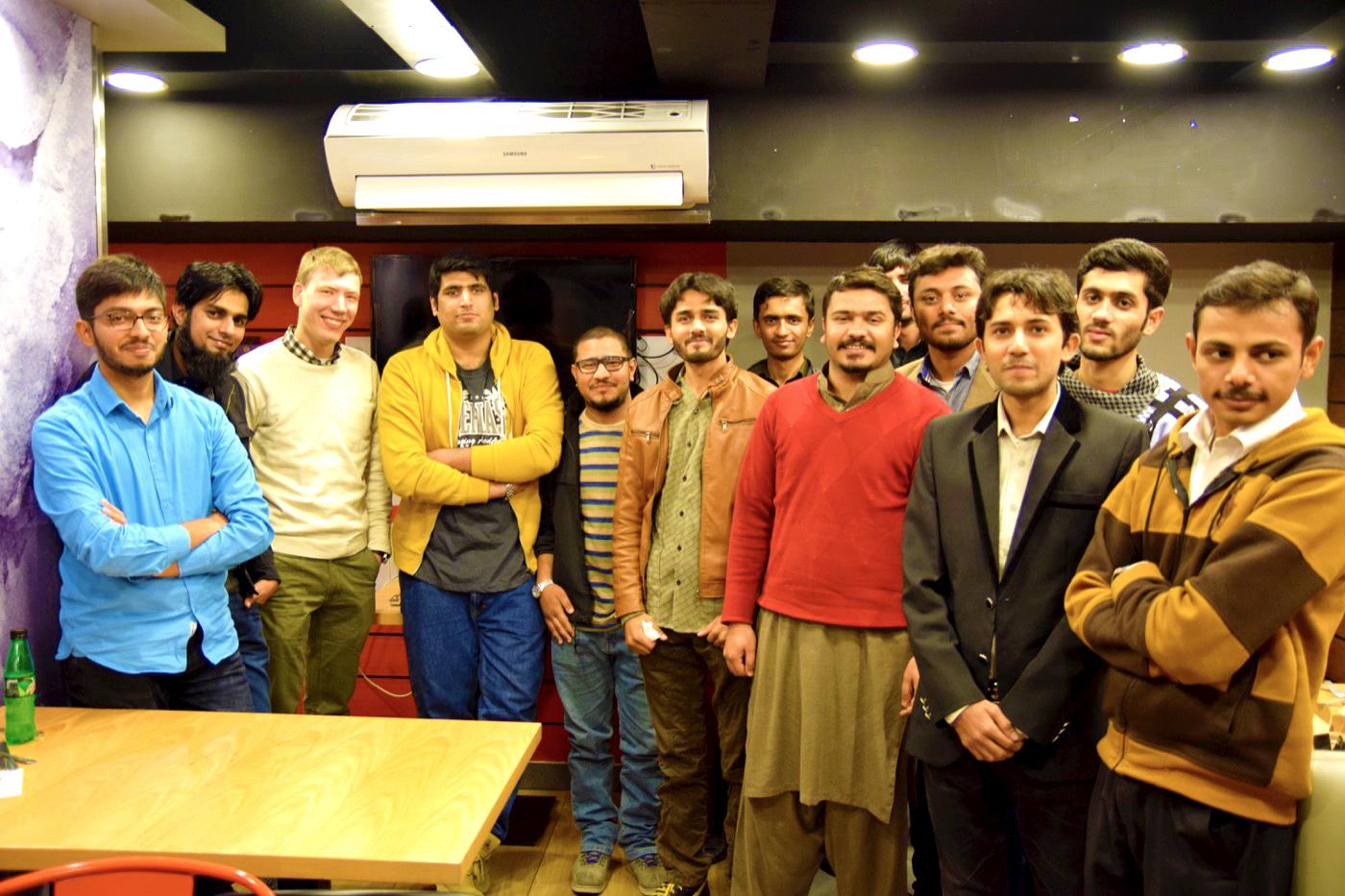 WordPress & JavaScript Meetup Lahore 2018