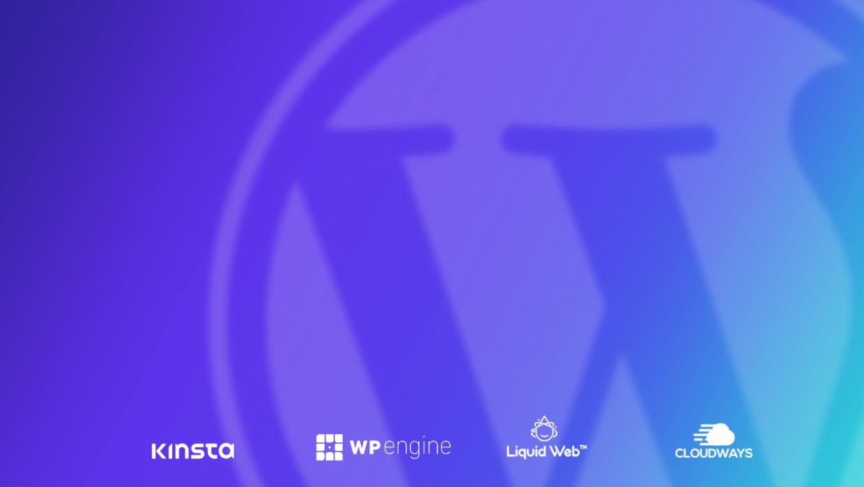 WordPress Hosting Week 2018 🏢 💻✌️🔥