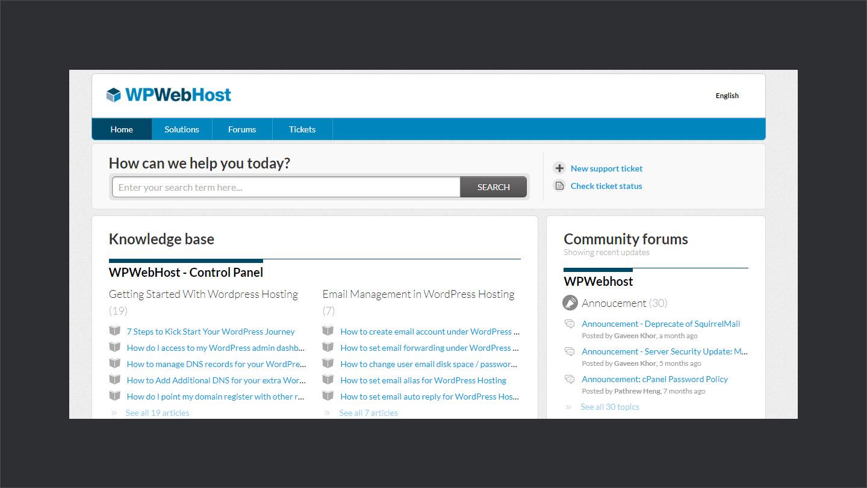 Wpwebhost Docs