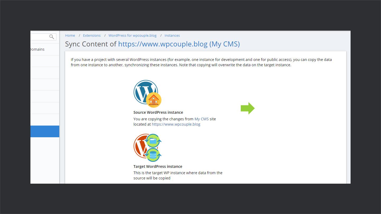 Wpwebhost Sync Sites