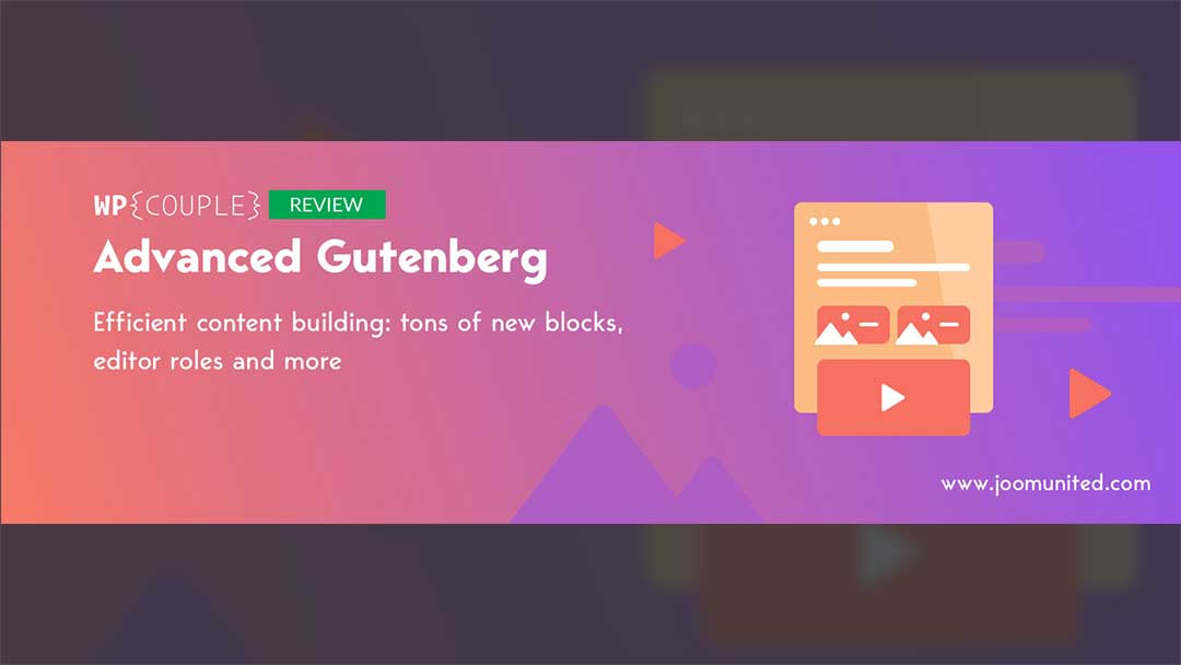 Advanced Gutenberg Ft