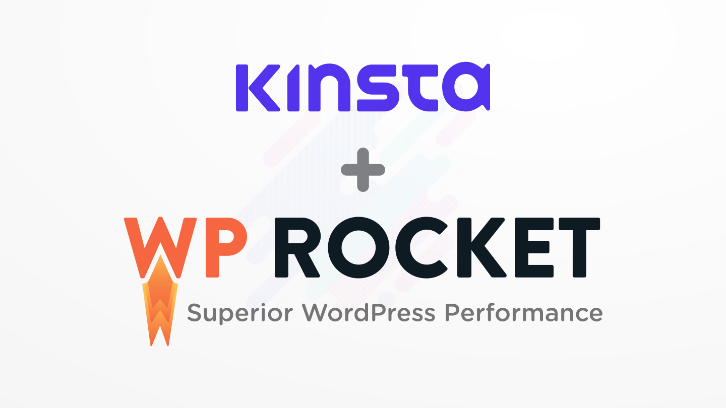 Wp Rocket + Kinsta