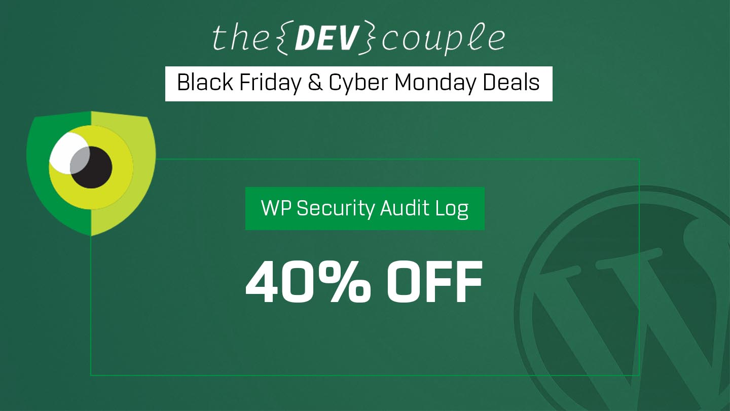 Blackfridayandcybermonday Wp Security Audit Log