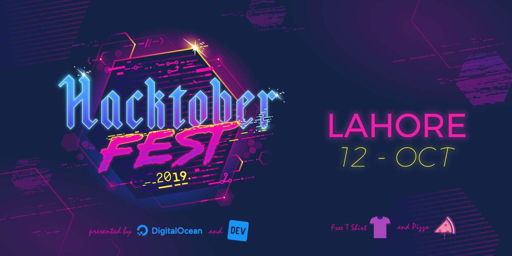 Hacktoberfest 2019 Meetup — DigitalOcean, JAMstack, & Everything Else!