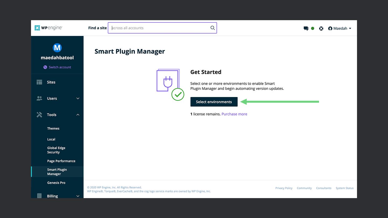 Wp Engine Smart Plugin Manager