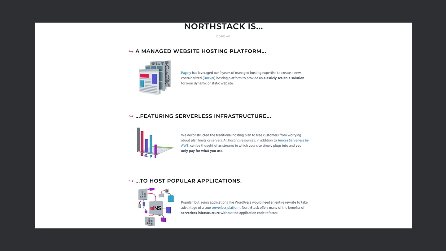 Northstack Features Thedevcouple