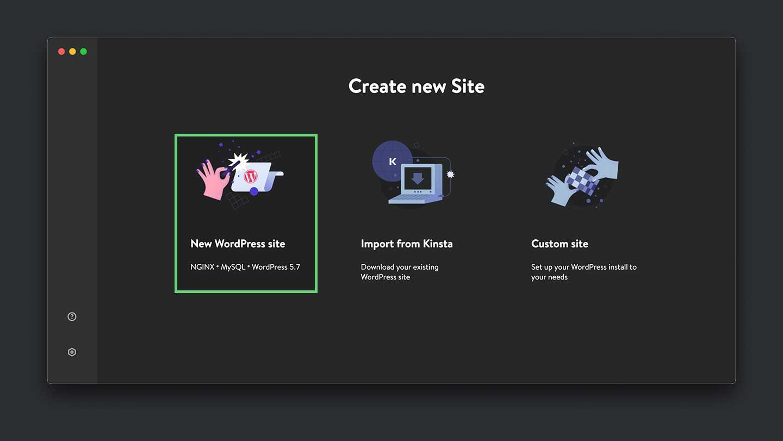 New WordPress Site Devkinsta Thedevcouple